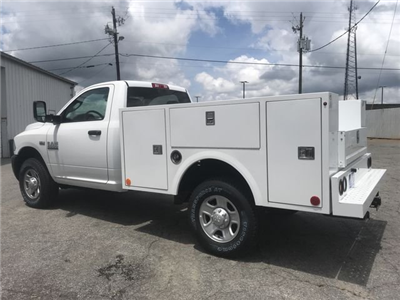 2018 Ram 2500 Regular Cab 4x4,  Service Body #JG192061 - photo 4