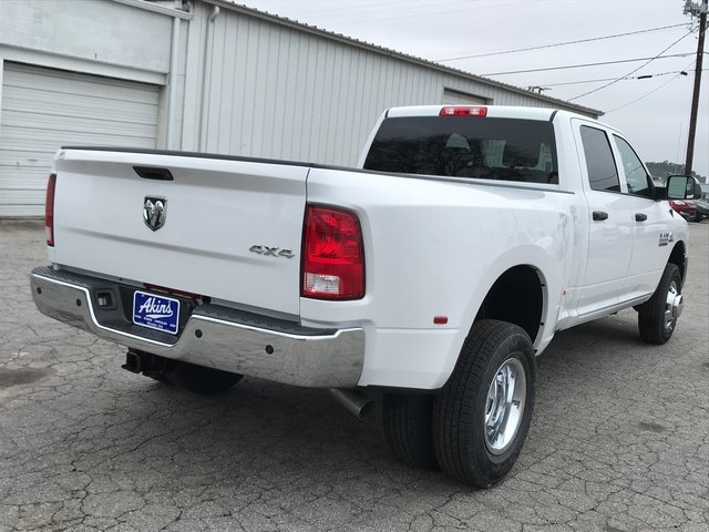 2018 Ram 3500 Crew Cab DRW 4x4,  Pickup #JG199395 - photo 2