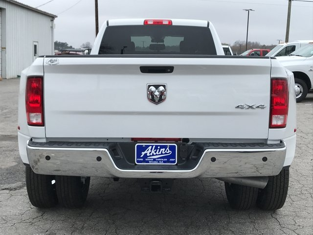 2018 Ram 3500 Crew Cab DRW 4x4,  Pickup #JG199395 - photo 3