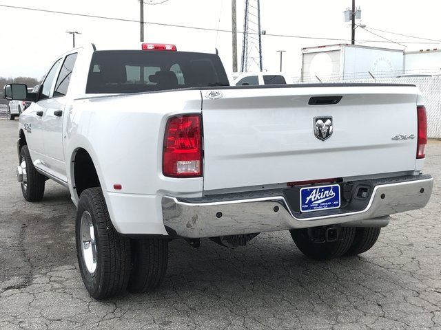2018 Ram 3500 Crew Cab DRW 4x4,  Pickup #JG199395 - photo 4