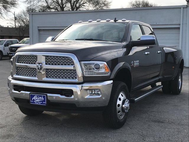 2018 Ram 3500 Crew Cab DRW 4x4 Pickup #JG201241 - photo 6