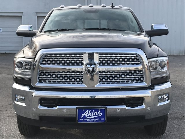 2018 Ram 3500 Crew Cab DRW 4x4 Pickup #JG201241 - photo 7