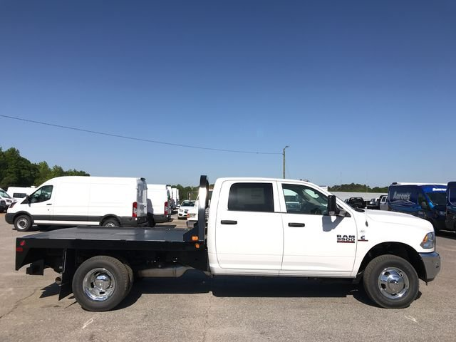 2018 Ram 3500 Crew Cab DRW 4x4,  CM Truck Beds Platform Body #JG208811 - photo 22