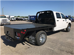 2018 Ram 3500 Crew Cab DRW 4x4,  CM Truck Beds Platform Body #JG208811 - photo 1