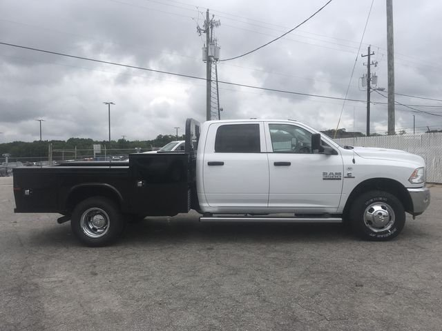 2018 Ram 3500 Crew Cab DRW 4x4,  Knapheide Platform Body #JG213125 - photo 23