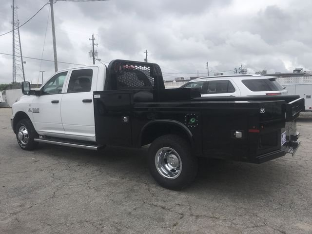 2018 Ram 3500 Crew Cab DRW 4x4,  Knapheide Platform Body #JG213125 - photo 4