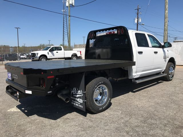 2018 Ram 3500 Crew Cab DRW 4x4,  Knapheide Platform Body #JG213126 - photo 2