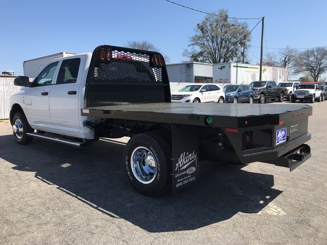 2018 Ram 3500 Crew Cab DRW 4x4,  Knapheide Platform Body #JG213126 - photo 4