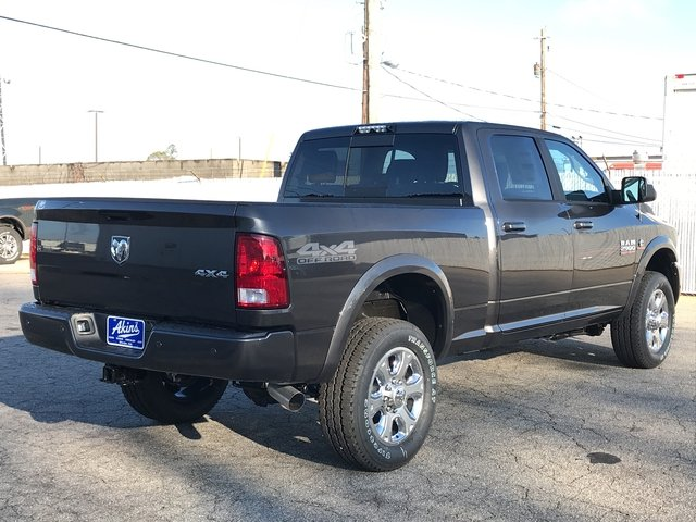 2018 Ram 2500 Crew Cab 4x4, Pickup #JG216329 - photo 2