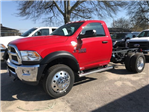 2018 Ram 4500 Regular Cab DRW, Cab Chassis #JG218746 - photo 1