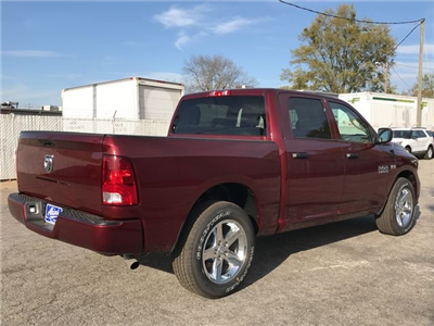 2018 Ram 1500 Crew Cab, Pickup #JG225480 - photo 2