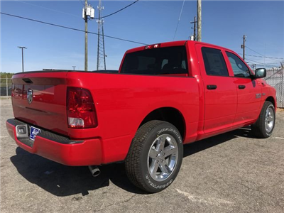 2018 Ram 1500 Crew Cab, Pickup #JG225481 - photo 2