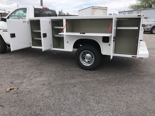 2018 Ram 3500 Regular Cab DRW,  Knapheide Service Body #JG236830 - photo 10