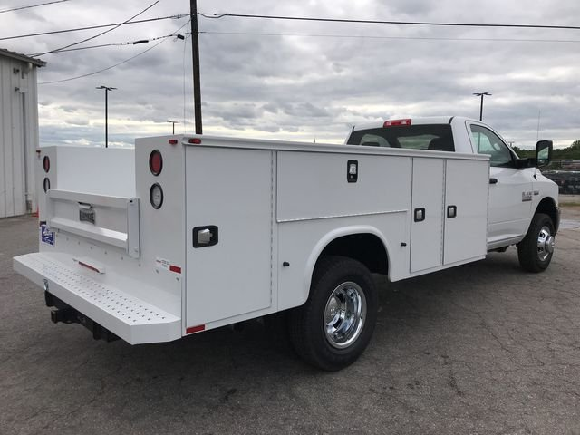 2018 Ram 3500 Regular Cab DRW,  Knapheide Service Body #JG236830 - photo 2
