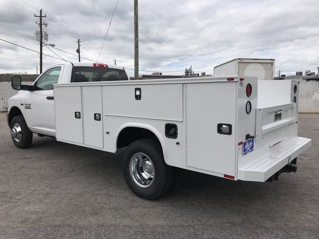 2018 Ram 3500 Regular Cab DRW,  Knapheide Service Body #JG236830 - photo 4
