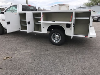 2018 Ram 3500 Regular Cab DRW,  Knapheide Standard Service Body #JG236830 - photo 10