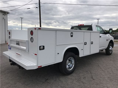 2018 Ram 3500 Regular Cab DRW,  Knapheide Standard Service Body #JG236830 - photo 2