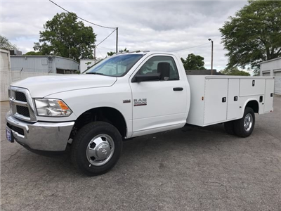 2018 Ram 3500 Regular Cab DRW,  Knapheide Standard Service Body #JG236830 - photo 5