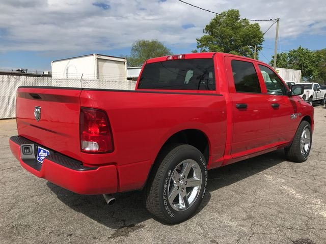 2018 Ram 1500 Crew Cab,  Pickup #JG264167 - photo 2