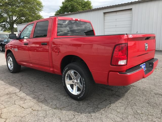 2018 Ram 1500 Crew Cab,  Pickup #JG264167 - photo 4