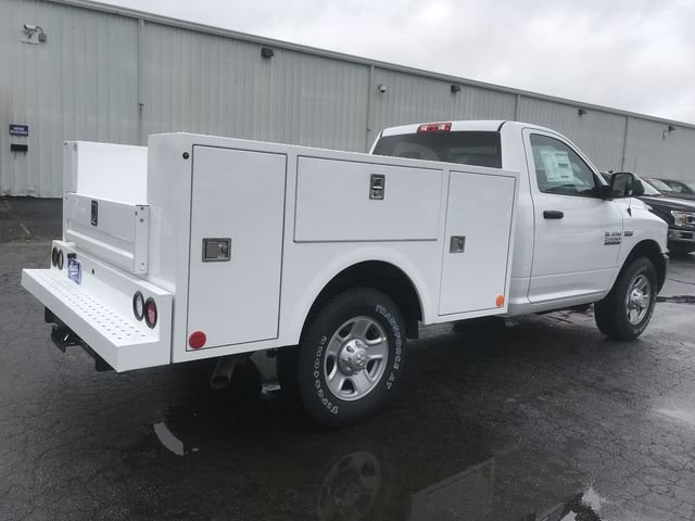 2018 Ram 2500 Regular Cab,  Service Body #JG269100 - photo 2