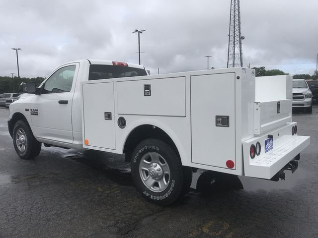 2018 Ram 2500 Regular Cab,  Service Body #JG269100 - photo 4