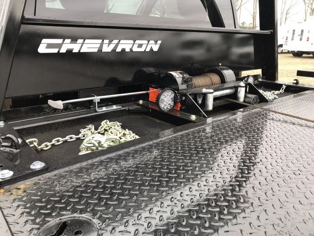 2018 Ram 5500 Regular Cab DRW 4x2,  Rollback Body #JG270515 - photo 23