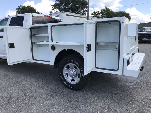 2018 Ram 2500 Crew Cab 4x2,  Warner Service Body #JG272950 - photo 11