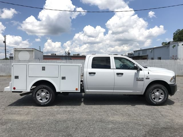 2018 Ram 2500 Crew Cab 4x2,  Warner Service Body #JG272950 - photo 3