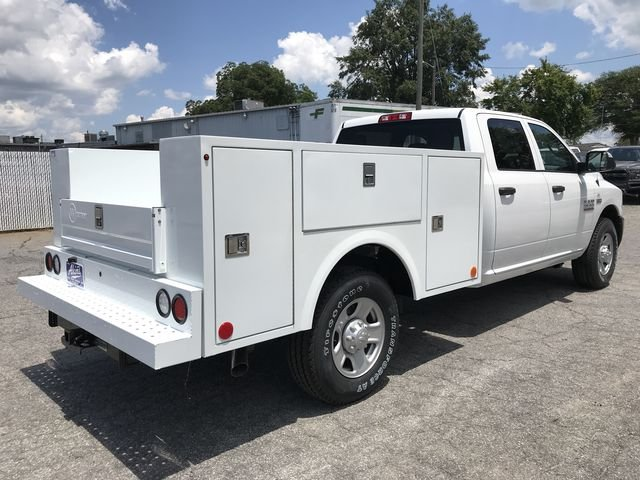 2018 Ram 2500 Crew Cab 4x2,  Warner Service Body #JG272950 - photo 2