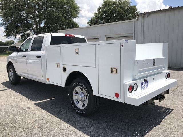 2018 Ram 2500 Crew Cab 4x2,  Warner Service Body #JG272950 - photo 5