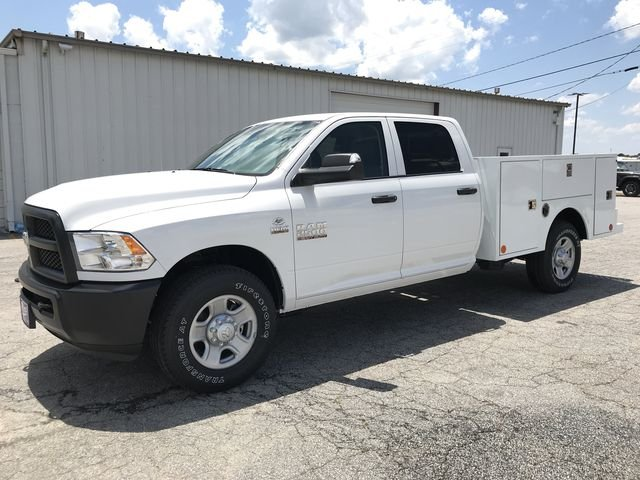 2018 Ram 2500 Crew Cab 4x2,  Warner Service Body #JG272950 - photo 6