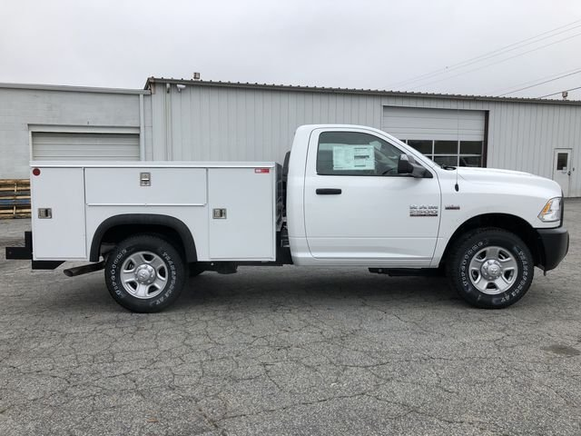 2018 Ram 2500 Regular Cab 4x2,  Monroe Service Body #JG277400 - photo 4