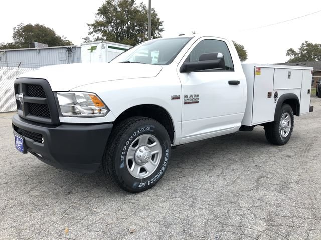 2018 Ram 2500 Regular Cab 4x2,  Monroe Service Body #JG277400 - photo 6
