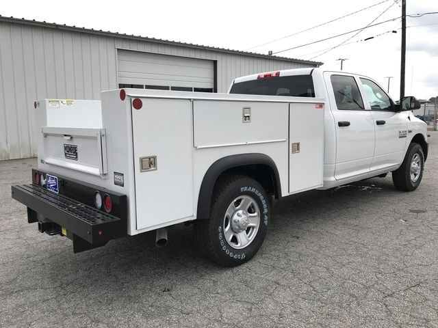 2018 Ram 2500 Crew Cab 4x2,  Monroe Service Body #JG282412 - photo 2