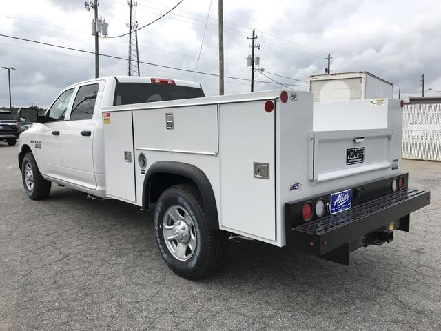 2018 Ram 2500 Crew Cab 4x2,  Monroe Service Body #JG282412 - photo 7