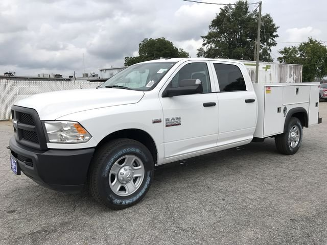 2018 Ram 2500 Crew Cab 4x2,  Monroe Service Body #JG282412 - photo 8