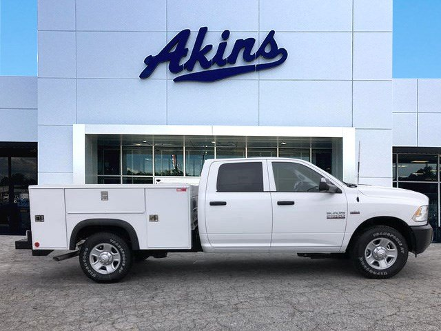 2018 Ram 2500 Crew Cab 4x2,  Monroe Service Body #JG287243 - photo 1