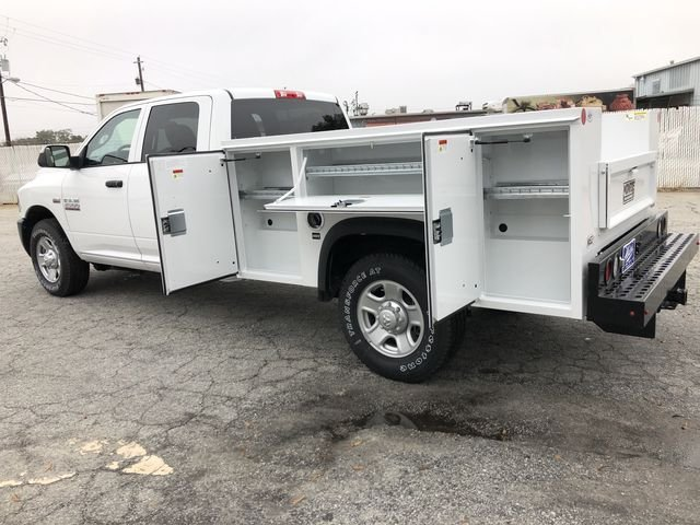 2018 Ram 2500 Crew Cab 4x2,  Monroe Service Body #JG287243 - photo 11