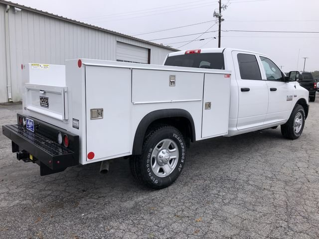 2018 Ram 2500 Crew Cab 4x2,  Monroe Service Body #JG287243 - photo 2