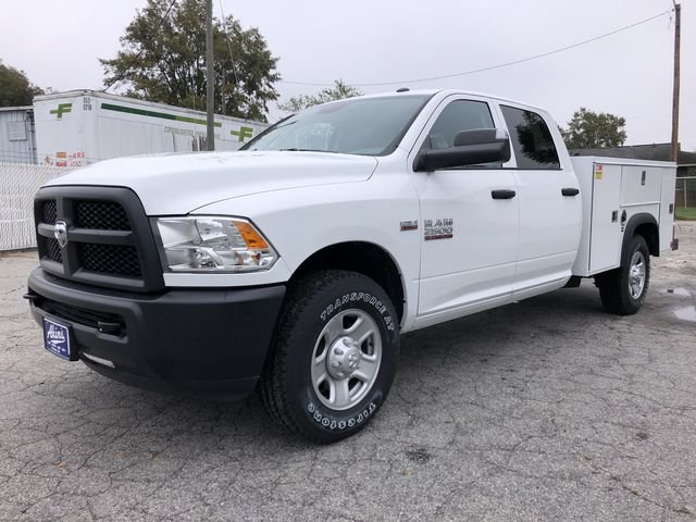 2018 Ram 2500 Crew Cab 4x2,  Monroe Service Body #JG287243 - photo 6