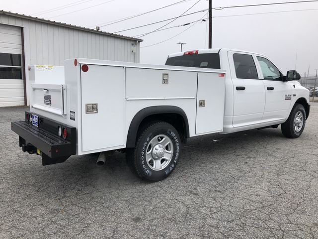 2018 Ram 2500 Crew Cab 4x2,  Monroe Service Body #JG287244 - photo 2