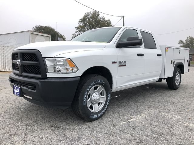 2018 Ram 2500 Crew Cab 4x2,  Monroe Service Body #JG287244 - photo 6