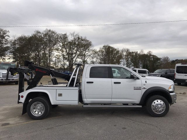 2018 Ram 5500 Crew Cab DRW 4x2,  Chevron Wrecker Body #JG291432 - photo 5