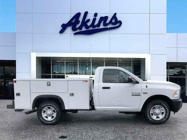 2018 Ram 2500 Regular Cab 4x2,  Monroe Service Body #JG295120 - photo 1