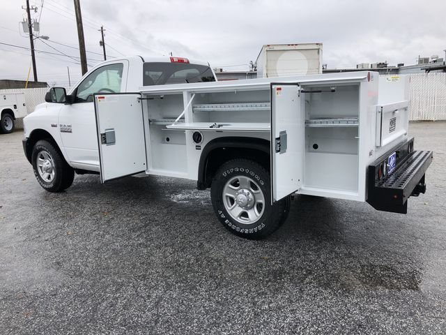 2018 Ram 2500 Regular Cab 4x2,  Monroe Service Body #JG295120 - photo 9