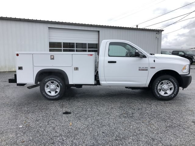 2018 Ram 2500 Regular Cab 4x2,  Monroe Service Body #JG295120 - photo 18
