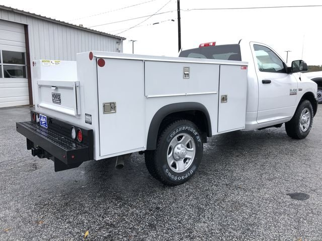 2018 Ram 2500 Regular Cab 4x2,  Monroe Service Body #JG295120 - photo 20