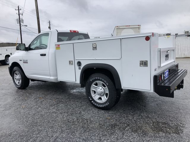 2018 Ram 2500 Regular Cab 4x2,  Monroe Service Body #JG295120 - photo 3