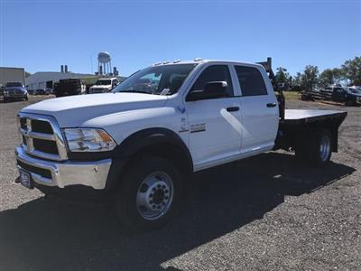 2018 Ram 4500 Crew Cab DRW 4x4,  Commercial Truck & Van Equipment Gooseneck Platform Body #JG304571 - photo 5
